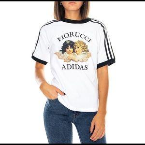 RARE Adidas x Fiorucci Angel Tee
